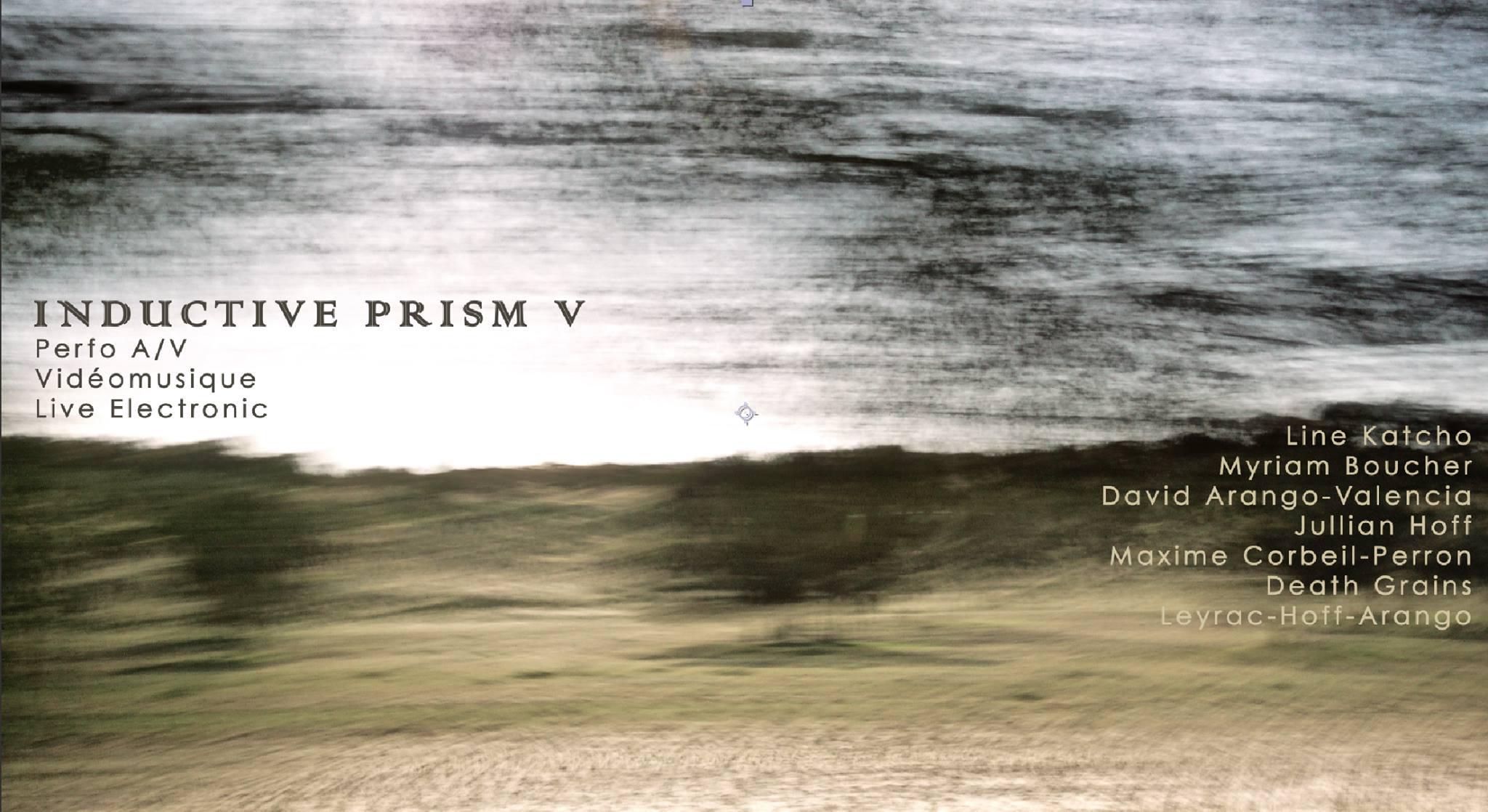 Inductive Prism V