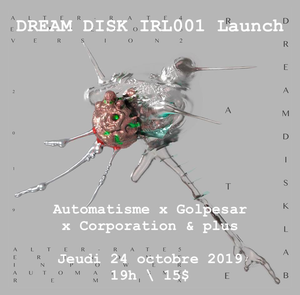 DREAM DISK IRL001
