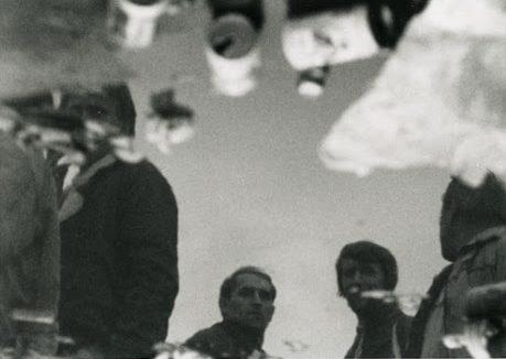 Ernie Gehr + Mark Lapore + Tomonari Nishikawa