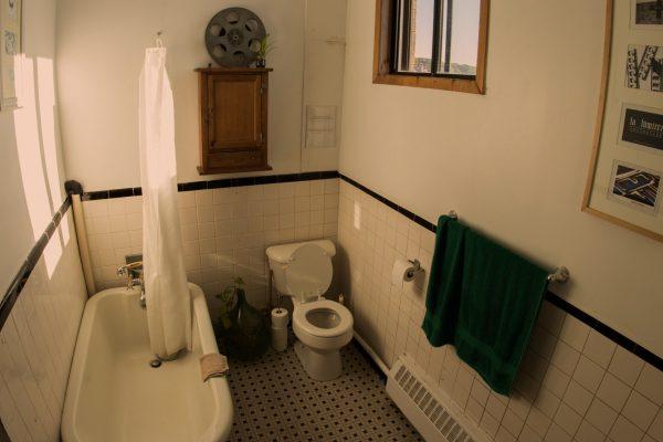 washroom warmth